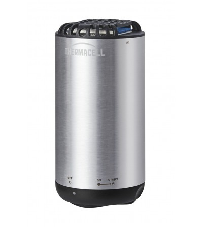 ThermaCELL Mini Halo Metal - Repelente de mosquitos