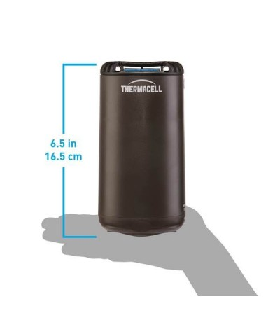 ThermaCELL Mini Halo Grey - Mosquito repellent