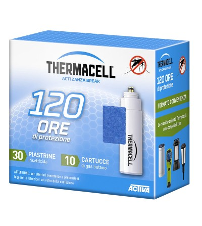 ThermaCELL R-10 recharge 120 heures anti-moustiques