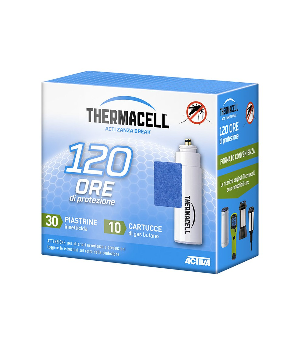 ThermaCELL R-10 refill 120 hours