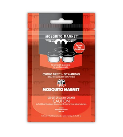 Pods Mosquito Magnet attractant (substitute Lurex)