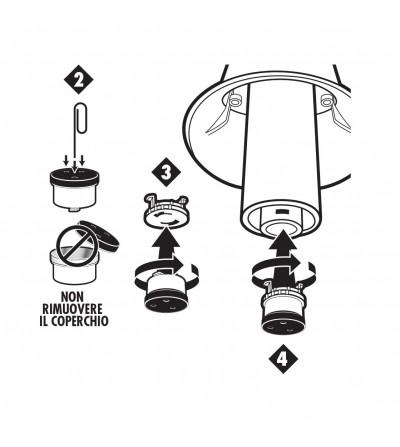 Pods Mosquito Magnet Atrakta attractant (substitute Lurex)